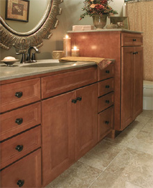 Bathroom Vanities Custom Bathroom Cabinets Omaha Norfolk - Bathroom vanities omaha