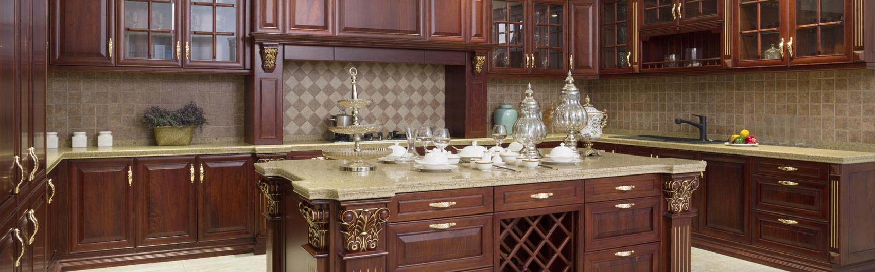 High Quality Cabinet Finishes